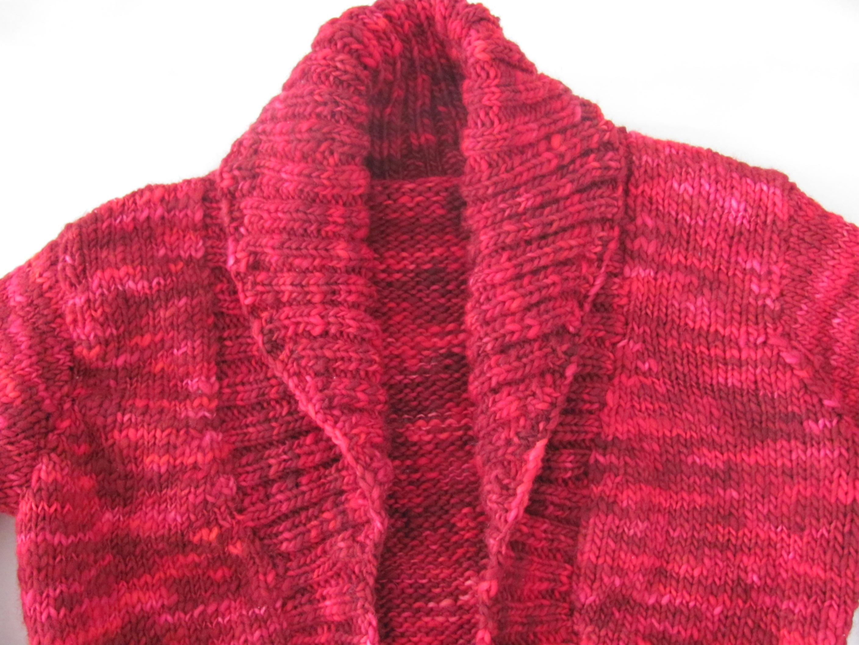 Knitting Pattern Bolero Jacket : Bolero Jacket: Debbie Bliss Knitting Patterns Simply Soft