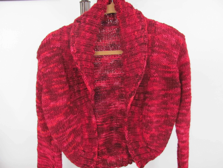 Knitting Pattern Bolero Jacket : Knitting Pattern For Bolero   Design Patterns
