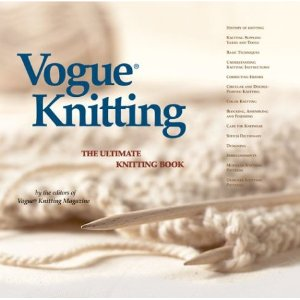 Vogue Knitting Book Review