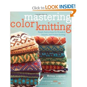 Mastering Color Knitting Book