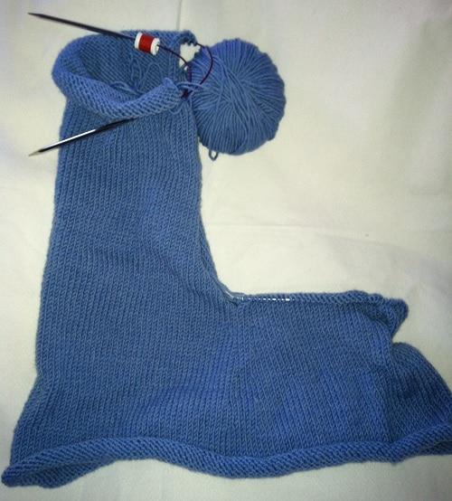 blue-sweater