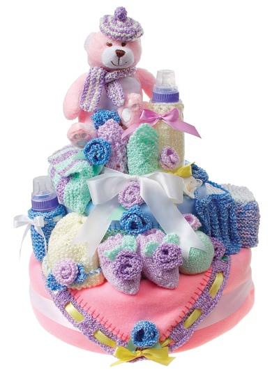 nappy cake pattern